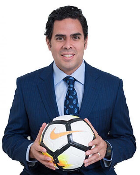 Dr. Jaime Figueroa Conde - Sports Medicine Specialist