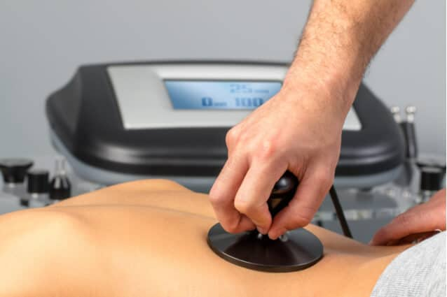 Shockwave and Electrotherapy